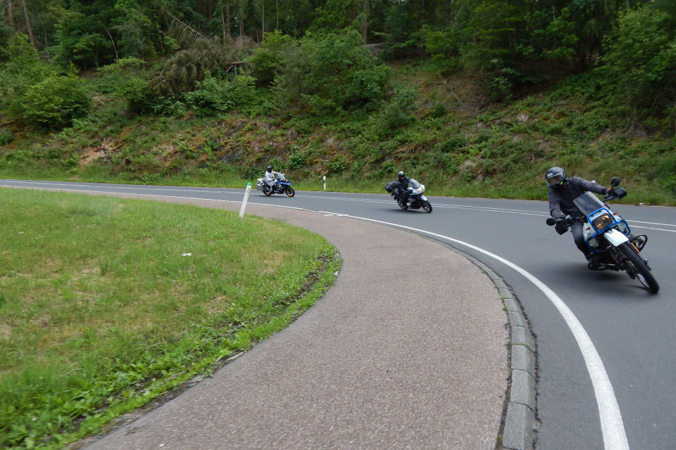 Motorrijbewijspoint Buchten spoed motorrijbewijs